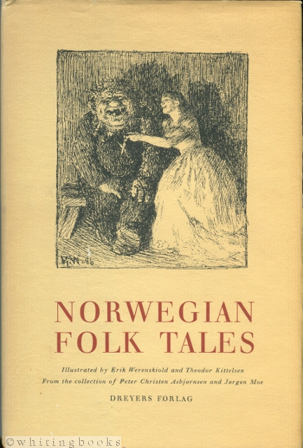 Image for Norwegian Folk Tales from the Collection of Peter Christen Asbjrnsen and Jrgen Moe