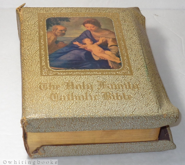 Image for The Holy Bible with Confraternity Text - The Holy Family Catholic Bible, 1958