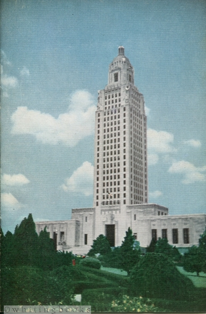 Image for The Louisiana State Capitol Building [Untitled Booklet]