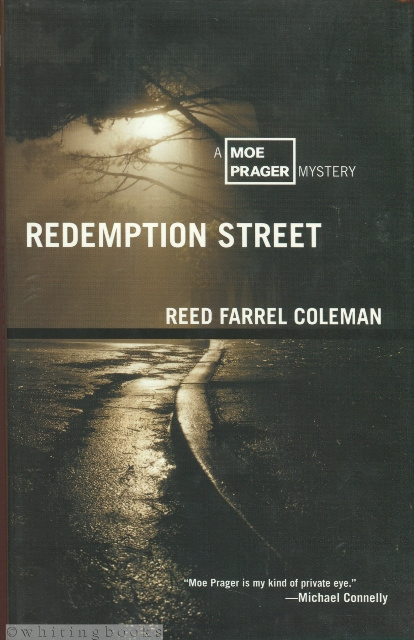 Image for Redemption Street: A Moe Prager Mystery