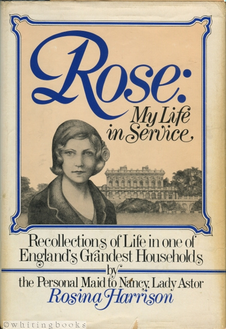 Image for Rose: My Life In Service