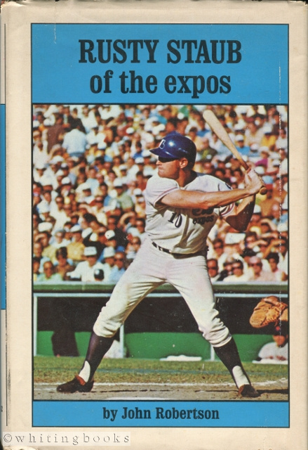 Image for Rusty Staub of the Expos