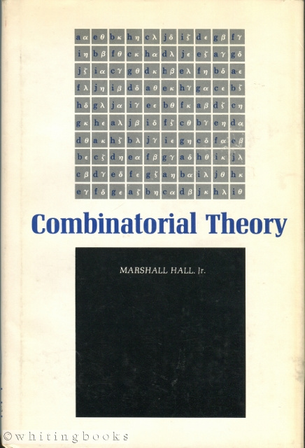 Image for Combinatorial Theory