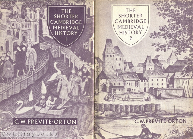 Image for The Shorter Cambridge Medieval History - Two Volumes (Volume I & Volume II)