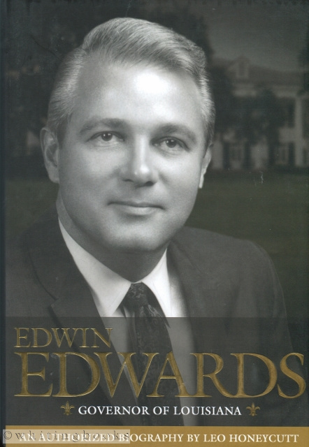 Image for Edwin Edwards, Governor of Louisiana