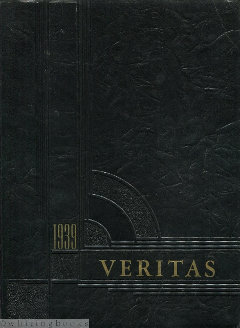 Image for Veritas 1939, Volume 1 - St. Agnes Academy Houston Yearbook