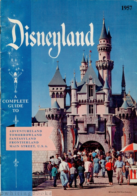 Image for Disneyland 1957: A Complete Guide