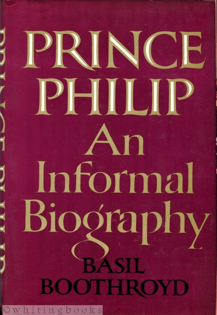 Image for Prince Philip;: An Informal Biography