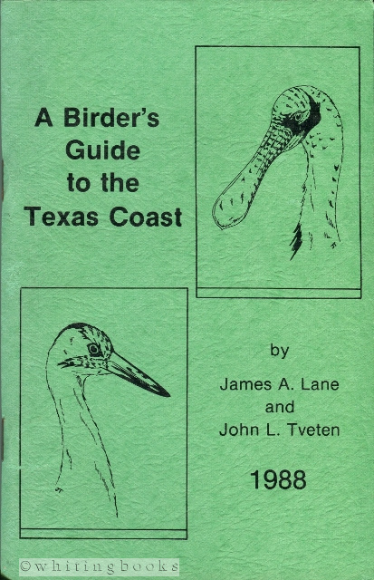 Image for A Birder's Guide to the Texas Coast