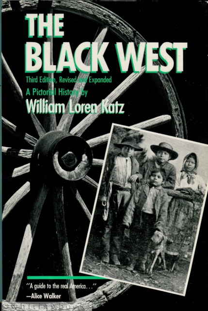 Image for The Black West: A Pictorial History