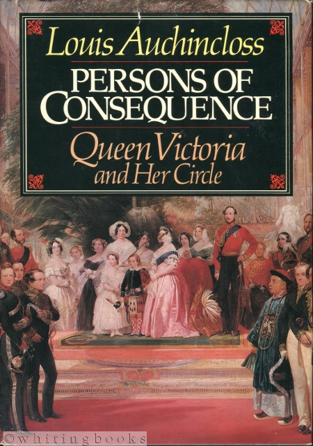 Image for Persons of Consequence: Queen Victoria and Her Circle