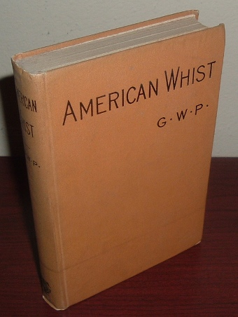 Image for American or Standard Whist