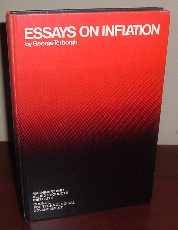 Image for Essays on Inflation