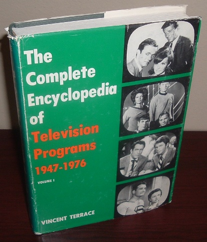 Image for The Complete Encyclopedia of Television Programs, 1947-1976 (VOLUME I ONLY, A-K)