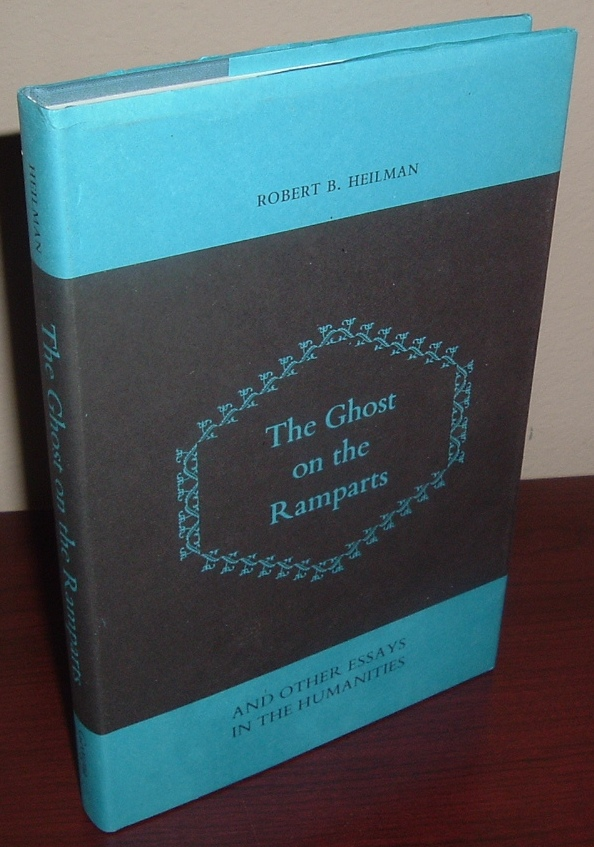 Image for The Ghost on the Ramparts, and Other Essays in the Humanities
