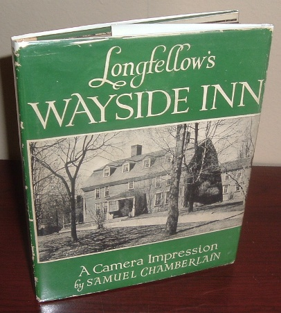 Image for Longfellow's Wayside Inn : A Camera Impression