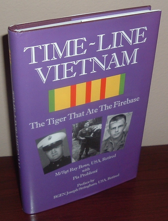 Image for Time-Line Vietnam: The Tiger That Ate the Firebase