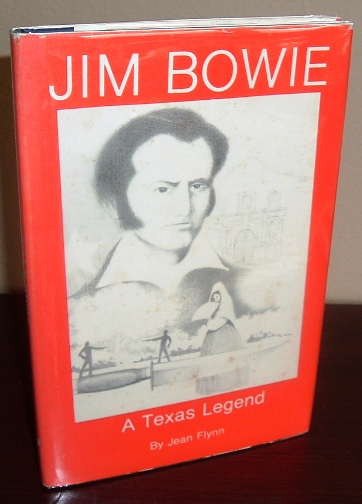 Image for Jim Bowie: A Texas Legend