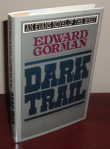 Image for Dark Trail (An Evans Novel of the West)