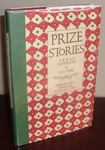 Image for Prize Stories, Texas Institute of Letters