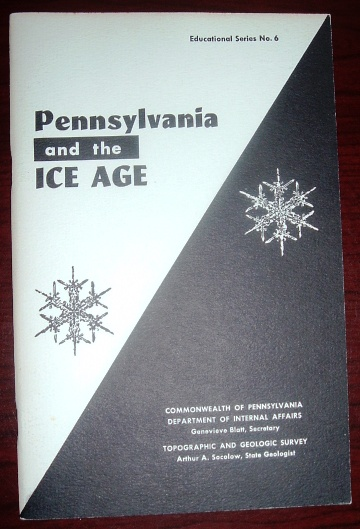 Image for Pennsylvania and the Ice Age (Educational Series No. 6)