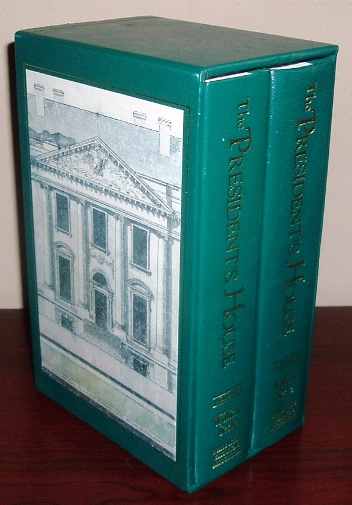 Image for The President's House: A History - Two Volume Set in Slipcase