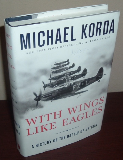 Image for With Wings Like Eagles: A History of the Battle of Britain