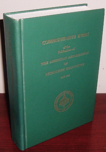 Image for Comprehensive Index of the Publications of the American Association of Petroleum Geologists 1956-1965
