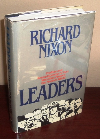 Image for Leaders: Profiles and Reminiscences of Men Who Shaped the Modern World