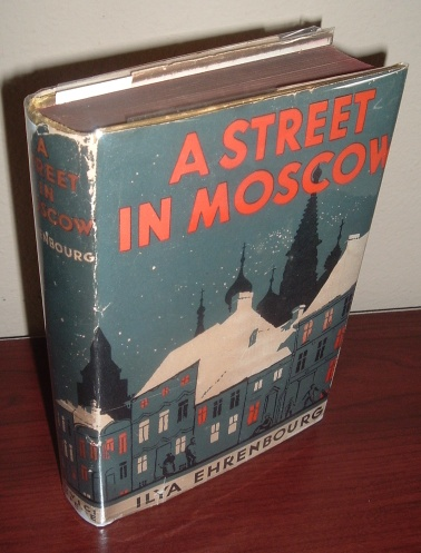 Image for A Street in Moscow