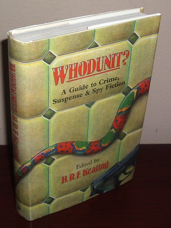 Image for Whodunit: A Guide to Crime, Suspense, and Spy Fiction