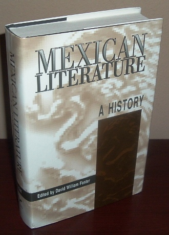 Image for Mexican Literature: A History