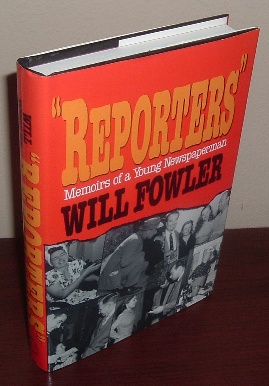 Image for Reporters: Memoirs of a Young Newspaperman