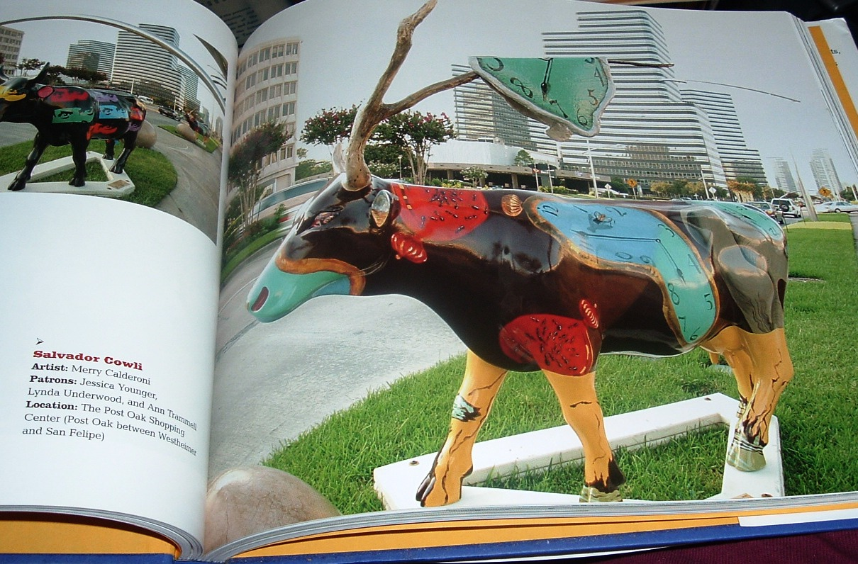 Image for Cow Parade Houston : The Cows, the Artists, the Moovers and Shakers