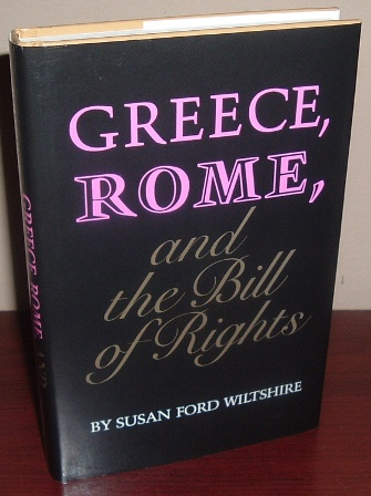 Image for Greece, Rome, and the Bill of Rights