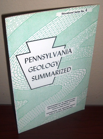 Image for Pennsylvania Geology Summarized (Educational Series No. 4)