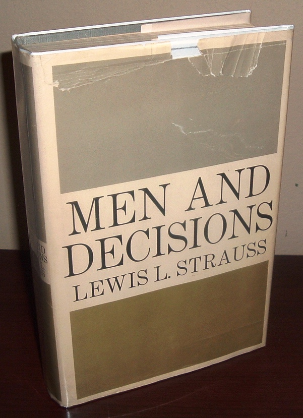 Image for Men and Decisions